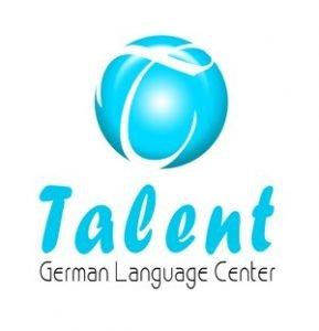 Talent Logo - German language center